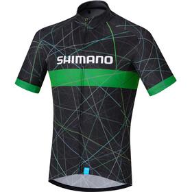 Shimano Team Jersey Men black